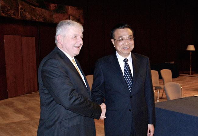 中国投资论坛被列入《布加勒斯特纲要》