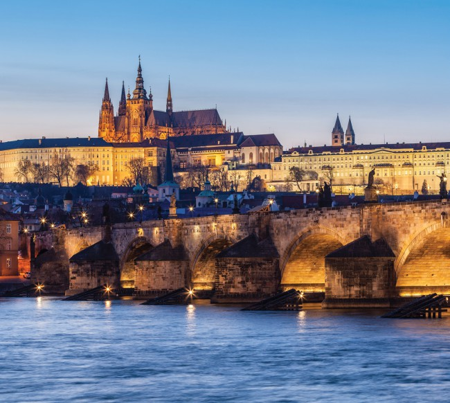 Majestic Prague Castle to Host Approaching CIF 2015