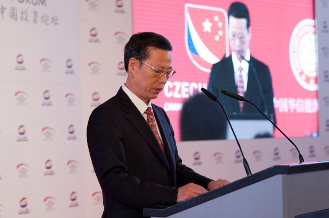 Vice President of the State Council of the PRC, Mr Zhang Gaoli expressed his thanks for LLM/CIF 2014 organization