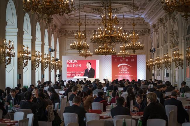 Čínská média se věnovala CIF 2015 a jeho přínosům
