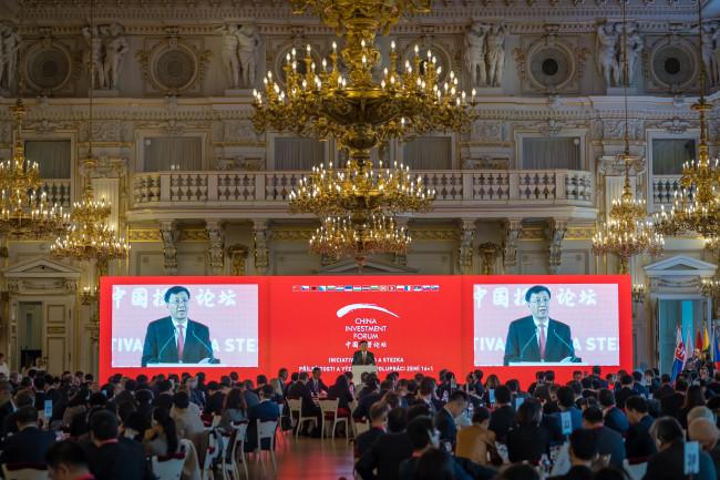 China Investment Forum 2018 proběhlo opět ve formátu 16+1