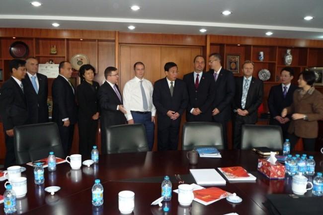 Návštěvu v ČLR hodnotí představitelé Komory jako úspěšnou