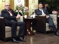 捷克地方发展部部长率团访华,增强两国交流合作