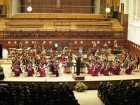 中国著名民族乐团在捷克喜迎蛇年
