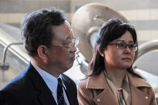 中国驻捷大使见证跨国合作