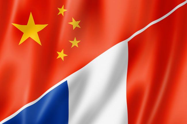 中法两国承诺将致力于深化合作关系