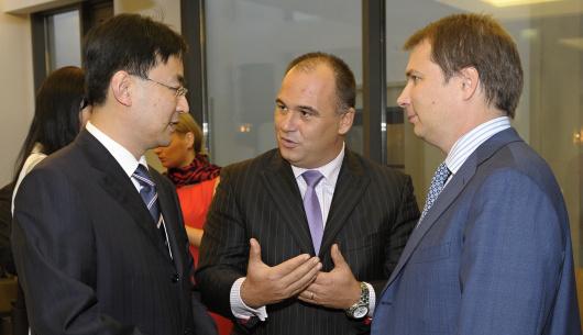 捷克小城也可在中国拥有大型合作伙伴