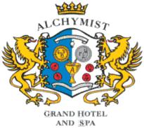 Alchymist-bily