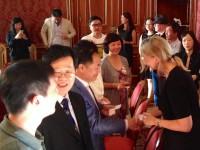 Zástupci čínských kulturních institucí poznávali českou kulturu