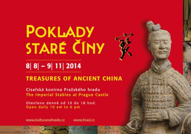 Poklady staré Číny se představí na unikátní výstavě v Praze