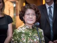Čínská velvyslankyně paní Ma Keqing hovořila o vztazích ČR a Číny a řadě dalších témat