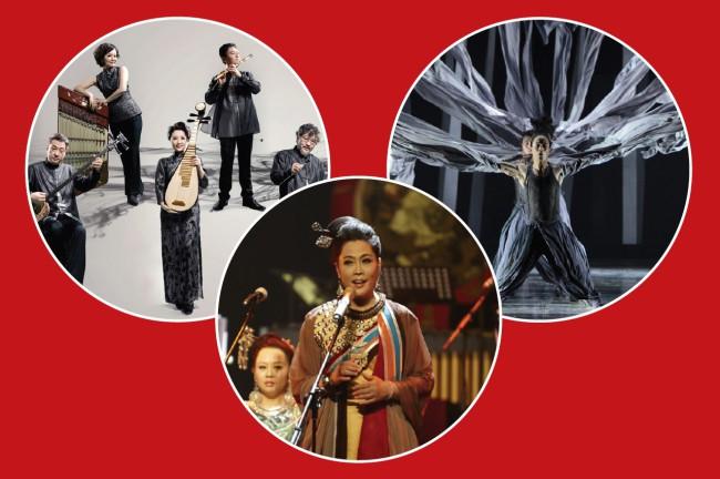 来自中国的三团文艺演出将为中捷两国建交65周年庆典活动推向高潮