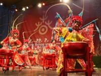 Praha oslavila čínský nový rok Ovce