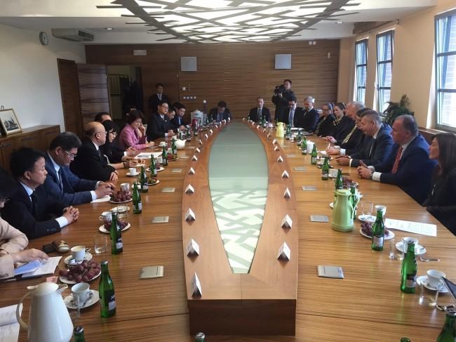 Chonqing má zájem prohloubit velmi úspěšnou spolupráci