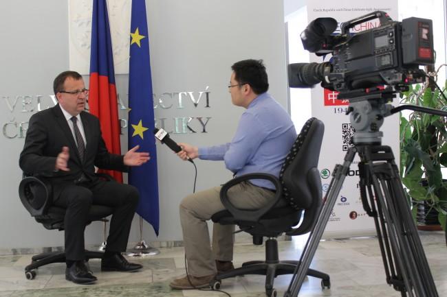 Ministr Mládek: Nová kvalita vzájemných česko – čínských vztahů přináší své plody