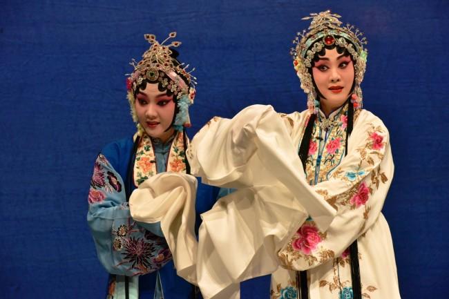 """欧洲文化之都迎来""""今日中国""""艺术周"""