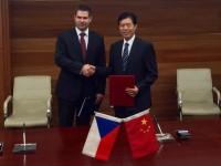 X. zasedání Ekonomického smíšeného výboru mezi vládou České republiky a Čínské lidové republiky