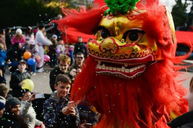 Tisíce lidí zažily v Praze autentickou atmosféru čínského nového roku