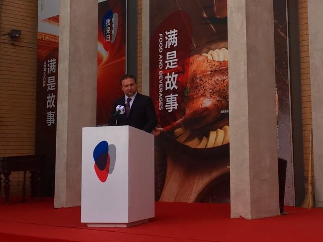 Delegace ministra zemědělství otevřela českým potravinářům dveře na čínský trh