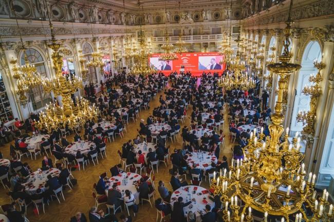 China Investment Forum 2016 přivítalo více než tisíc hostů