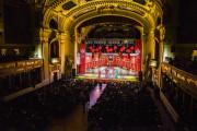 Oslavu čínského nového roku v Obecním domě v Praze navštívily tisíce lidí
