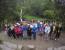 江苏的儿童在尔洛瓦•斯图丹卡呼吸新鲜空气