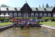 Čínské děti se opět léčily v českých lázních