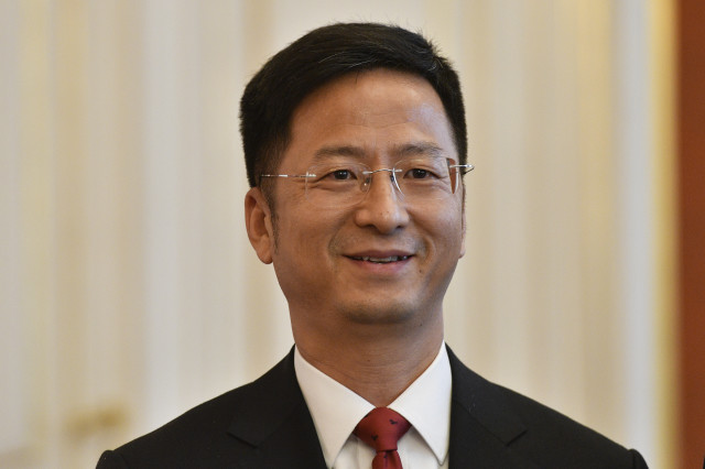 Velvyslanec Číny: Budujeme most česko-čínského přátelství