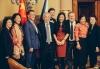 delegates from cambridge, yale, sorbonne, leiden, luxembourg, regensburg and hongkong
